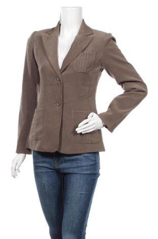 Дамско сако Hennes, Размер XS, Цвят Кафяв, 96% полиестер, 4% еластан, Цена 21,84лв.