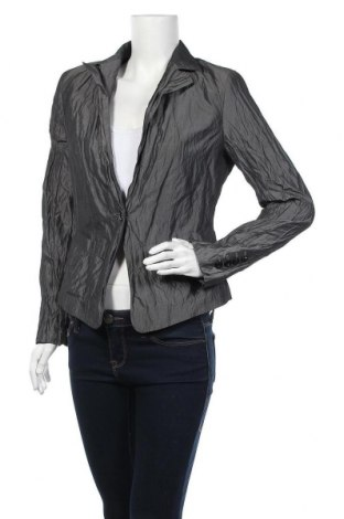 Дамско сако Olsen, Размер M, Цвят Сив, 90% полиестер, 10% метални нишки, Цена 21,84лв.