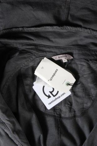 Дамско сако Sandwich_, Размер S, Цвят Сив, Памук, Цена 8,36лв.