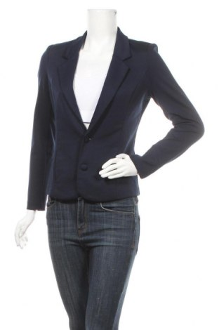 Γυναικείο σακάκι Soya Concept, Μέγεθος S, Χρώμα Μπλέ, 73% πολυεστέρας, 24% βισκόζη, 3% ελαστάνη, Τιμή 9,71€