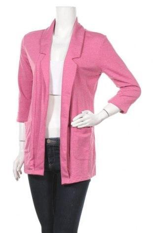 Γυναικείο σακάκι Up 2 Fashion, Μέγεθος S, Χρώμα Ρόζ , 64% πολυεστέρας, 32% βαμβάκι, 4% ελαστάνη, Τιμή 18,22€