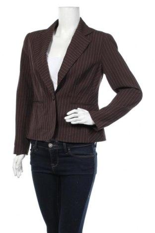 Дамско сако Vivien Caron, Размер M, Цвят Кафяв, 98% полиестер, 2% вискоза, Цена 6,56лв.