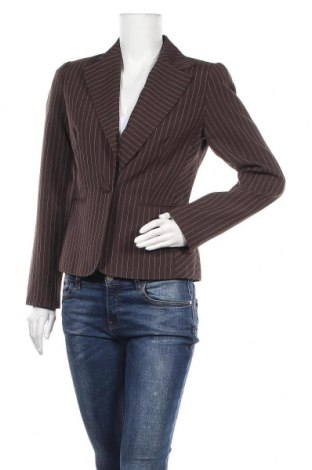 Дамско сако Vivien Caron, Размер S, Цвят Кафяв, 98% полиестер, 2% вискоза, Цена 6,83лв.