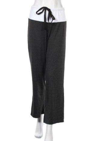 Γυναικείο αθλητικό παντελόνι, Μέγεθος M, Χρώμα Γκρί, 95% πολυεστέρας, 5% ελαστάνη, Τιμή 8,42€