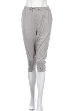 Γυναικείο αθλητικό παντελόνι Active By Tchibo, Μέγεθος L, Χρώμα Γκρί, 84% πολυεστέρας, 16% ελαστάνη, Τιμή 7,27€