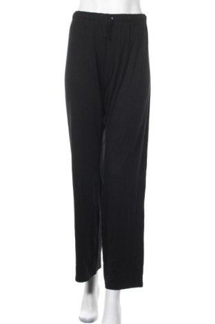 Γυναικείο αθλητικό παντελόνι Atlas For Women, Μέγεθος L, Χρώμα Μαύρο, 98% βισκόζη, 2% ελαστάνη, Τιμή 10,46€