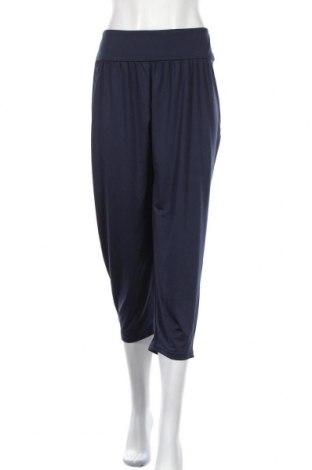 Дамско спортно долнище Bpc Bonprix Collection, Размер XL, Цвят Син, Цена 17,96лв.