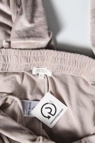 Γυναικείο αθλητικό παντελόνι Christian Berg, Μέγεθος XXL, Χρώμα  Μπέζ, 92% πολυεστέρας, 8% ελαστάνη, Τιμή 20,10€