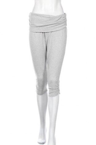 Γυναικείο αθλητικό παντελόνι One World, Μέγεθος M, Χρώμα Γκρί, 52% βαμβάκι, 40% μοντάλ, 8% ελαστάνη, Τιμή 6,82€