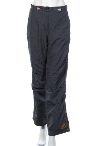 Γυναικείο αθλητικό παντελόνι TCM, Μέγεθος L, Χρώμα Γκρί, Πολυεστέρας, Τιμή 8,57€