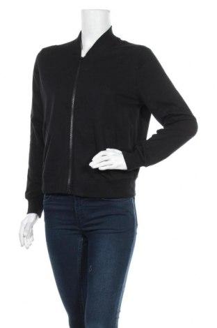 Γυναικεία αθλητική ζακέτα Up 2 Fashion, Μέγεθος M, Χρώμα Μαύρο, 60% βαμβάκι, 40% πολυεστέρας, Τιμή 10,23€