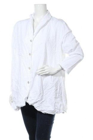 Дамско яке, Размер XL, Цвят Бял, Цена 11,03лв.