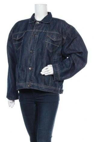 Дамско яке, Размер XL, Цвят Син, Цена 15,35лв.