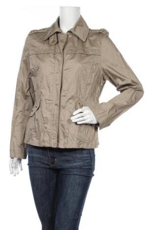 Дамско яке, Размер M, Цвят Бежов, 90% памук, 10% метал, Цена 7,61лв.