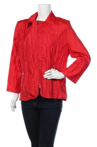 Дамско яке, Размер XXL, Цвят Червен, Цена 33,60лв.