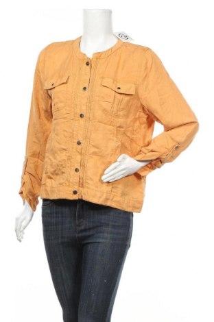 Γυναικείο μπουφάν Armand Thiery, Μέγεθος M, Χρώμα Πορτοκαλί, Τενσελ, Τιμή 7,96€