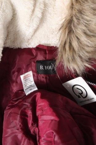 Дамско яке B.You, Размер XXL, Цвят Лилав, Полиестер, Цена 65,36лв.