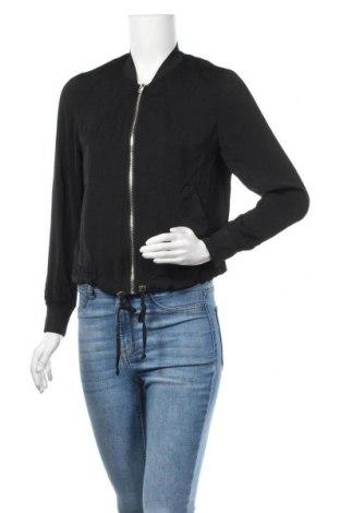 Дамско яке H&M Divided, Размер M, Цвят Черен, Полиестер, Цена 13,65лв.