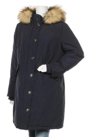 Дамско яке Jake*s, Размер XL, Цвят Син, 65% памук, 35% полиамид, Цена 69,16лв.
