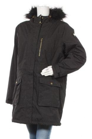 Дамско яке Regatta, Размер XL, Цвят Черен, Полиестер, Цена 60,42лв.
