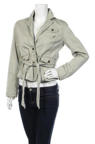 Γυναικείο μπουφάν Top Secret, Μέγεθος M, Χρώμα Πράσινο, Βαμβάκι, Τιμή 7,73€