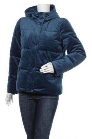 Дамско яке Vero Moda, Размер M, Цвят Син, 100% полиестер, Цена 49,02лв.