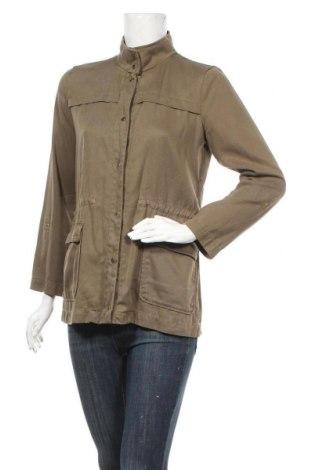 Дамско яке Zara, Размер XS, Цвят Зелен, Цена 11,03лв.