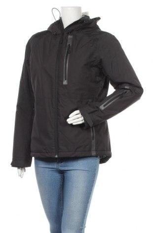 Дамско яке за зимни спортове H&M Sport, Размер L, Цвят Черен, Цена 52,47лв.