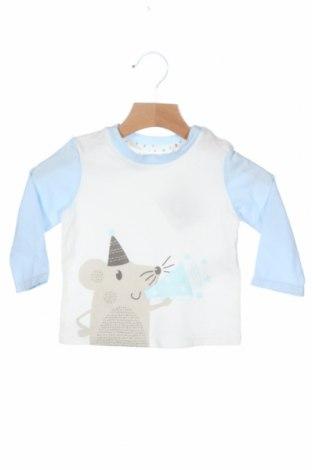 Παιδική μπλούζα Esprit, Μέγεθος 6-9m/ 68-74 εκ., Χρώμα Λευκό, Βαμβάκι, Τιμή 9,68€