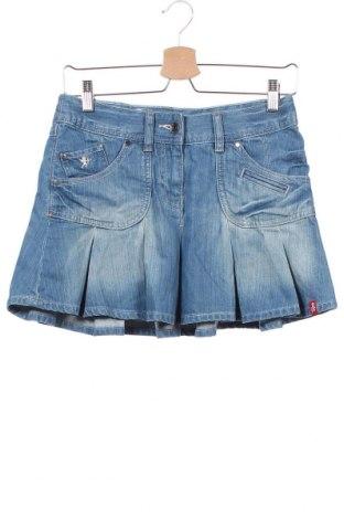Παιδική φούστα Edc By Esprit, Μέγεθος 12-13y/ 158-164 εκ., Χρώμα Μπλέ, Τιμή 6,23€
