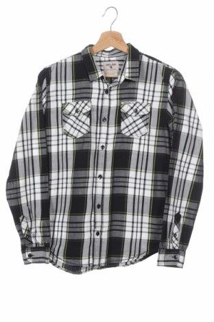 Παιδικό πουκάμισο Garcia Jeans, Μέγεθος 13-14y/ 164-168 εκ., Χρώμα Πολύχρωμο, Βαμβάκι, Τιμή 4,09€