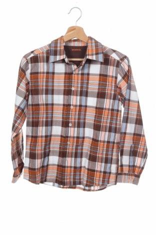Детска риза Yannick, Размер 10-11y/ 146-152 см, Цвят Многоцветен, 65% памук, 35% полиестер, Цена 3,00лв.