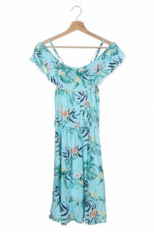 Παιδικό φόρεμα H&M, Μέγεθος 14-15y/ 168-170 εκ., Χρώμα Μπλέ, Βισκόζη, Τιμή 9,35€