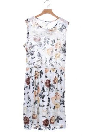 Παιδικό φόρεμα Oodji, Μέγεθος 13-14y/ 164-168 εκ., Χρώμα Πολύχρωμο, Πολυεστέρας, Τιμή 5,91€
