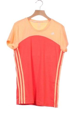 Παιδικό μπλουζάκι Adidas, Μέγεθος 12-13y/ 158-164 εκ., Χρώμα Πορτοκαλί, Τιμή 15,46€