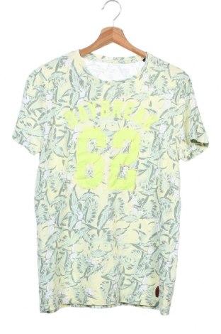 Παιδικό μπλουζάκι Tom Tailor, Μέγεθος 15-18y/ 170-176 εκ., Χρώμα Πολύχρωμο, Βαμβάκι, Τιμή 7,27€