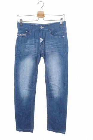 Παιδικά τζίν Fashion Jeans, Μέγεθος 12-13y/ 158-164 εκ., Χρώμα Μπλέ, Βαμβάκι, Τιμή 5,23€