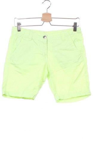 Παιδικό κοντό παντελόνι Alive, Μέγεθος 12-13y/ 158-164 εκ., Χρώμα Πράσινο, Βαμβάκι, Τιμή 3,18€
