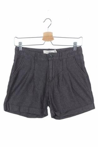 Детски къс панталон H&M L.O.G.G., Размер 13-14y/ 164-168 см, Цвят Сив, Памук, Цена 14,28лв.