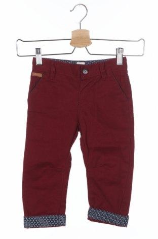 Παιδικό παντελόνι Ted Baker, Μέγεθος 12-18m/ 80-86 εκ., Χρώμα Κόκκινο, Βαμβάκι, Τιμή 16,33€