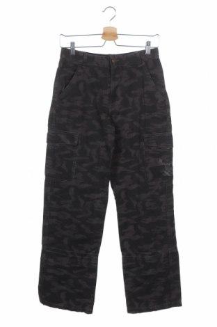 Παιδικό παντελόνι Yigga, Μέγεθος 12-13y/ 158-164 εκ., Χρώμα Γκρί, Βαμβάκι, Τιμή 7,15€