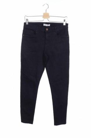 Παιδικό παντελόνι Zara Kids, Μέγεθος 13-14y/ 164-168 εκ., Χρώμα Μπλέ, 91% βαμβάκι, 9% ελαστάνη, Τιμή 13,64€
