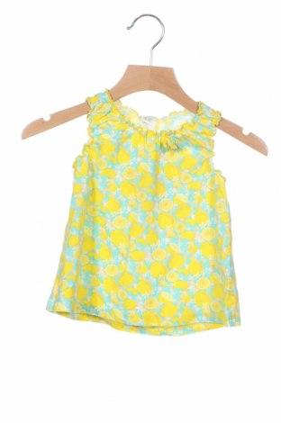 Μπλουζάκι αμάνικο παιδικό H&M, Μέγεθος 12-18m/ 80-86 εκ., Χρώμα Πολύχρωμο, Βαμβάκι, Τιμή 7,57€
