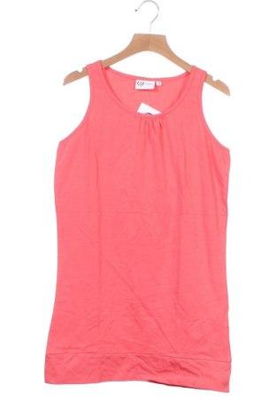 Μπλουζάκι αμάνικο παιδικό Inside, Μέγεθος 15-18y/ 170-176 εκ., Χρώμα Ρόζ , 95% βαμβάκι, 5% ελαστάνη, Τιμή 4,64€