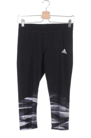 Παιδικό αθλητικό κολάν Adidas, Μέγεθος 14-15y/ 168-170 εκ., Χρώμα Μαύρο, Τιμή 16,89€