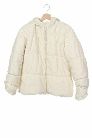 Παιδικό μπουφάν United Colors Of Benetton, Μέγεθος 11-12y/ 152-158 εκ., Χρώμα Λευκό, Πολυεστέρας, Τιμή 14,03€