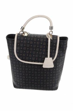 Δερμάτινη τσάντα Pollini, Χρώμα Καφέ, Γνήσιο δέρμα, Τιμή 134,96€