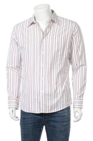 Мъжка риза Seed, Размер L, Цвят Многоцветен, 55% памук, 45% полиестер, Цена 8,51лв.