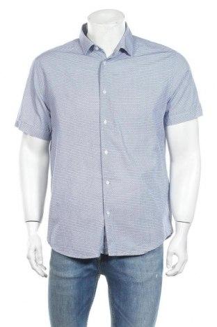 Ανδρικό πουκάμισο Armand Thiery, Μέγεθος L, Χρώμα Μπλέ, Τιμή 5,00€