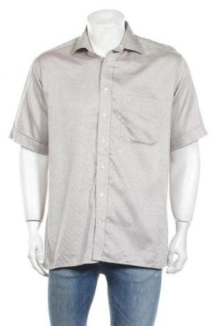 Мъжка риза Eterna, Размер M, Цвят Бежов, Памук, Цена 4,20лв.